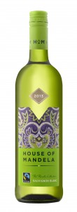 Packshot House of Mandela Sauvignon Blanc NV copy