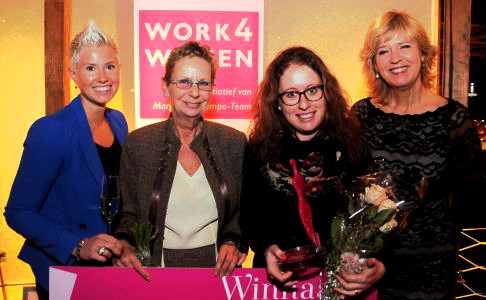 Work4Women Award 2014