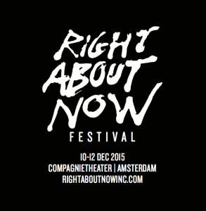 RIGHTABOUTNOW festival