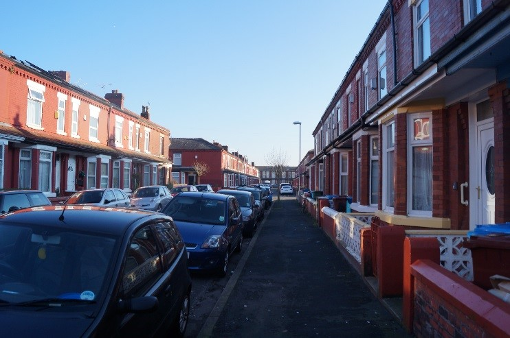 Britse wijk