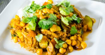 Recept gele curry