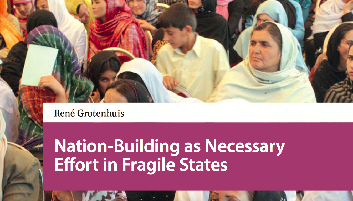 Nation-Building as Necessary Effort in Fragile States