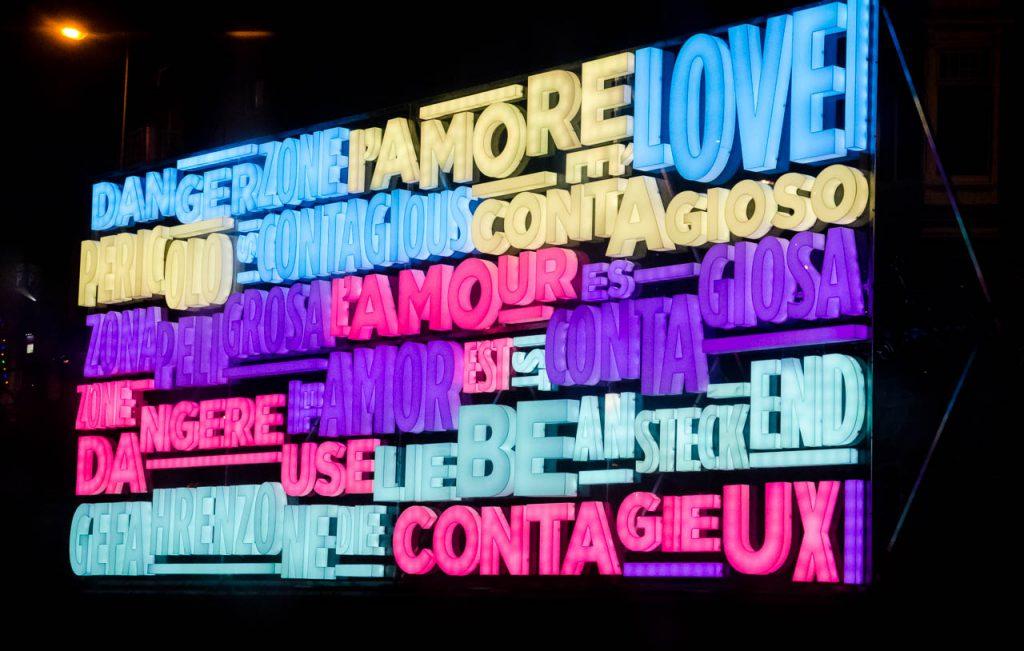 Together op het Amsterdam Light Festival