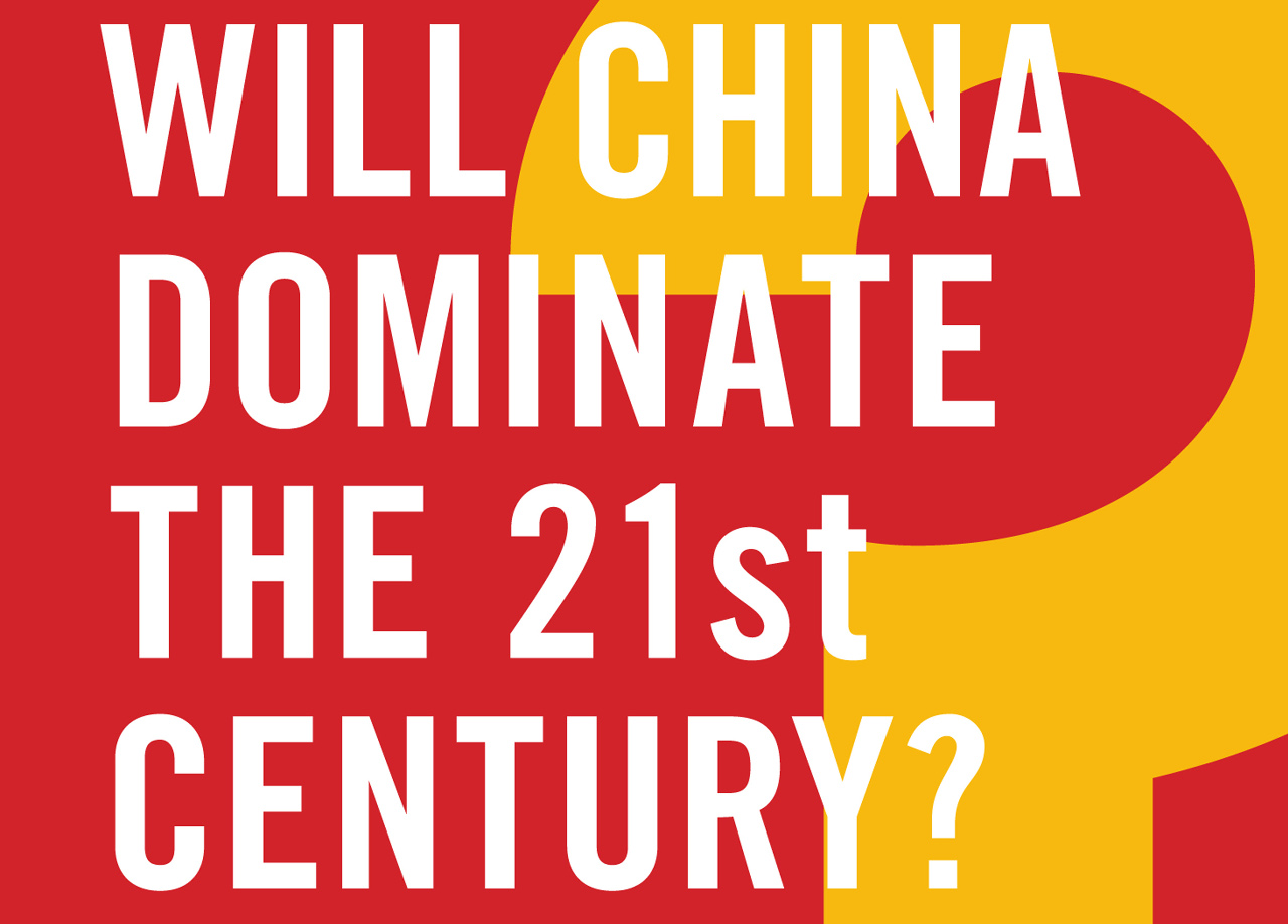 Will China dominate the 21st century? - Jonathan Fenby