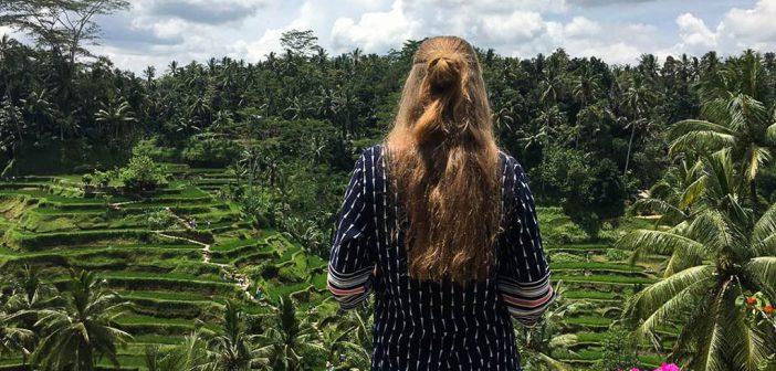 Een ongelofelijke mooie tijd: een stage in Bali