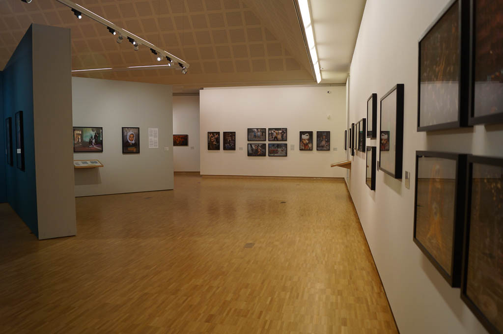 Steve McCurry in Museum Helmond