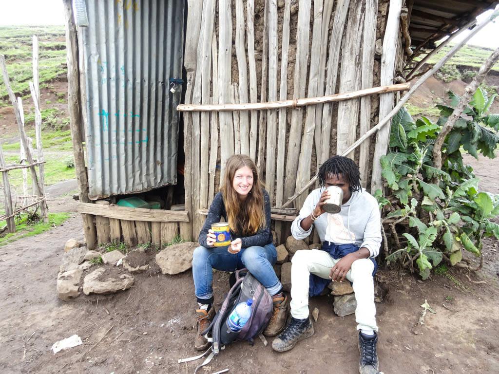 Trekking Ethiopië