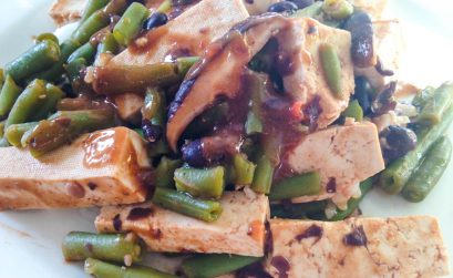 Recept ma-po tofu