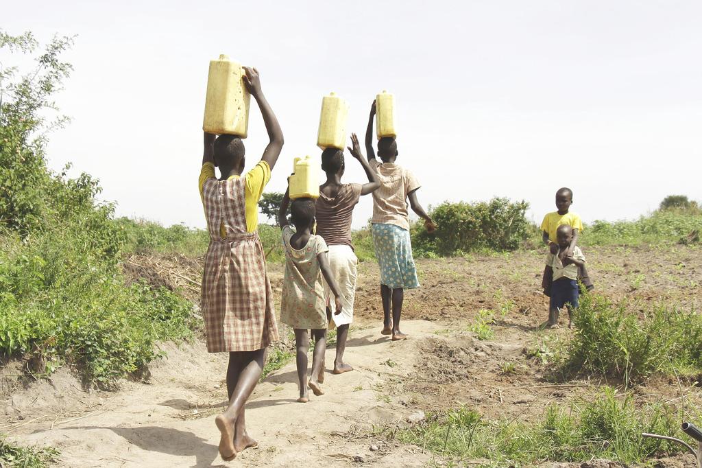 Leven na oorlog Kony in Oeganda