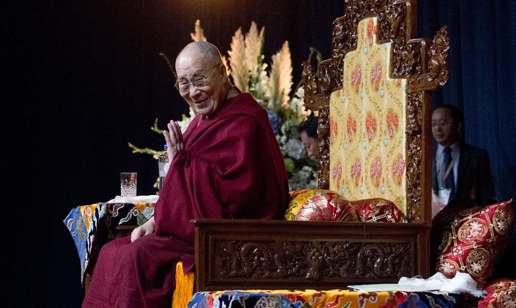 Dalai Lama Ahoy 2018
