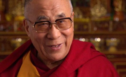 His Holiness The Dalai Lama - photo credit Lemle Pictures
