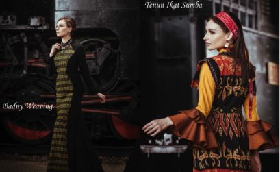 Indonesische modeshow in Museon 2018