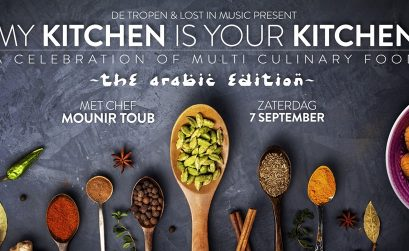 My Kitchen is Your Kitchen: The Arabic Edition